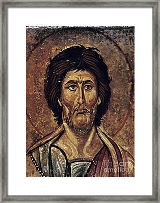 Moses Framed Print by Granger