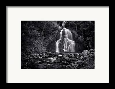 Waterfall Framed Prints