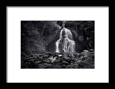 Glen Framed Prints