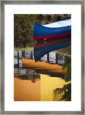 Framed Print featuring the photograph Mostly Primary by Kevin Bergen