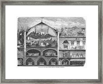 Mo�t Et Chandon, 1862 Framed Print by Granger