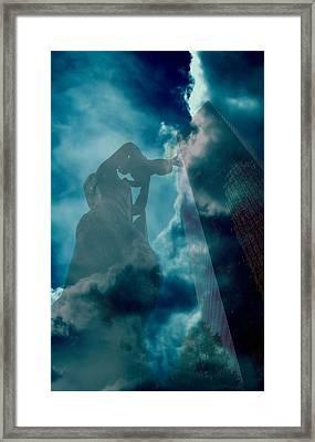 Mother Charlotte Framed Print by Diane Payne