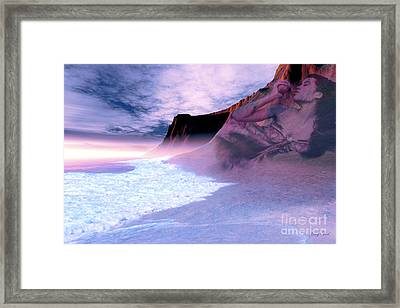 Mother Earth Framed Print by Corey Ford
