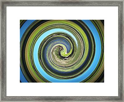Mother Earth Framed Print by Scott Haley