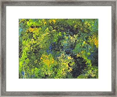 Mother Earth Framed Print by Shelly Wiseberg
