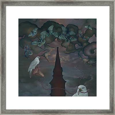 Mother Emanuel Framed Print