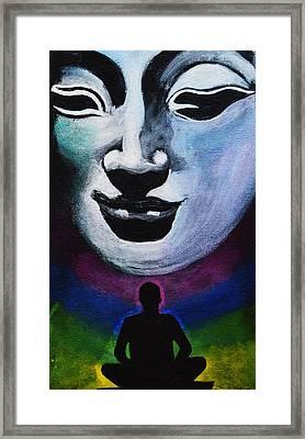 Mother Goddess  Framed Print by Stephen Humphries