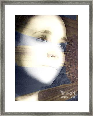 Mother Nature Framed Print by Amanda Barcon