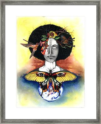 Mother Nature IIi Framed Print