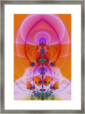 Mother Nature Framed Print by Sacred Visions