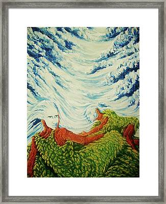 Mother Nature Framed Print by Pralhad Gurung