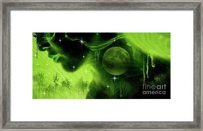 Mother Nature Framed Print
