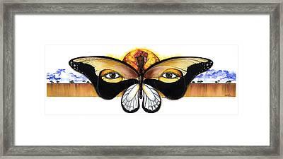 Mother Nature Vii Framed Print