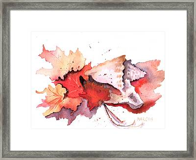 Mother Nature's Pallette Framed Print