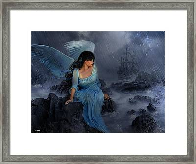 Mother Of The Seas Framed Print