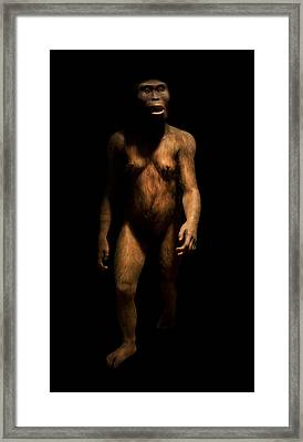 Mother Of Us All Framed Print by Daniel Hagerman