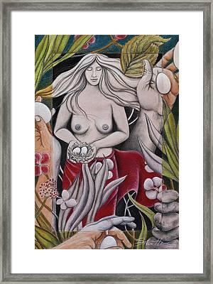 Mother Framed Print