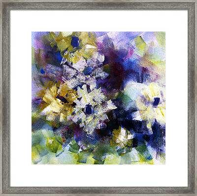 Framed Print featuring the painting Mothers Day by Katie Black