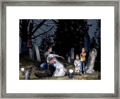 Mothers Day Framed Print by Tom Straub