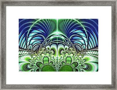 Mothership Framed Print by Gregory Pirillo