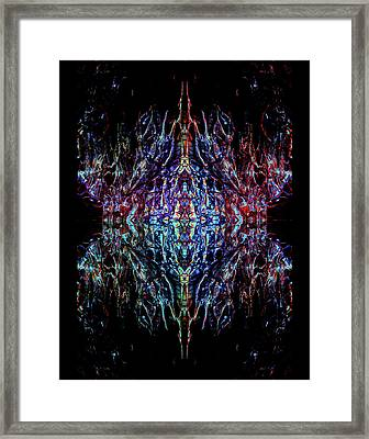 Mothership Framed Print by Samantha Thome