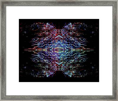 Mothership The Second Framed Print