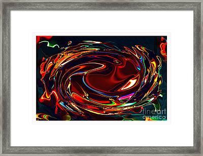 Motion IIi Framed Print