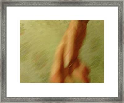 Motion Framed Print