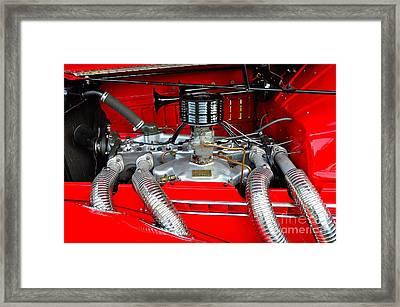 Motor 1 Framed Print