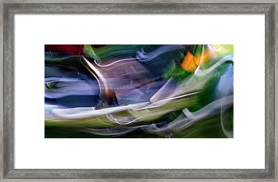 Spring Break Framed Print