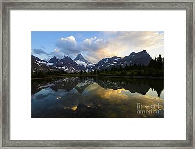Mount Assiniboine Canada 2 Framed Print