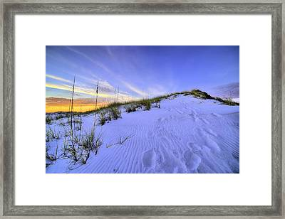 Mount Destin Framed Print