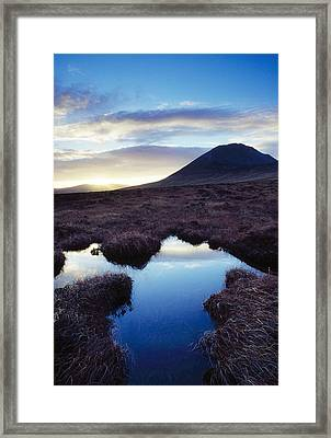 Mount Errigal, County Donegal, Ireland Framed Print by Gareth McCormack