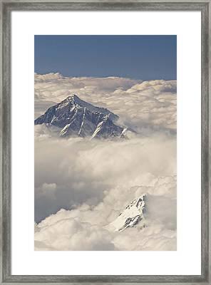 Mount Everest Framed Print by Photo 24