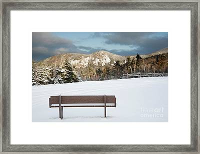 Mount Huntington - White Mountains New Hampshire  Framed Print by Erin Paul Donovan