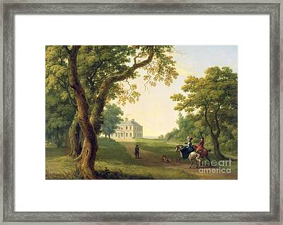 Mount Kennedy - County Wicklow Framed Print