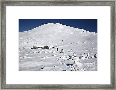 Mount Madison - White Mountains New Hampshire Framed Print by Erin Paul Donovan
