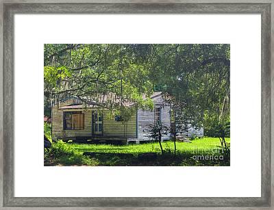 Mount Pleasant Bygone Era  Framed Print by Dale Powell