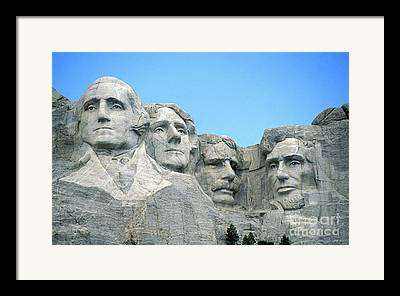 George Washington Photographs Framed Prints