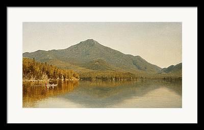 New Hampshire Artist Framed Prints