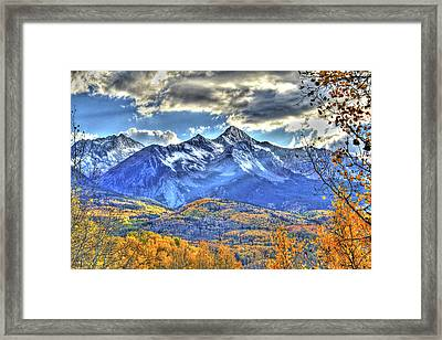 Mount Wilson Framed Print