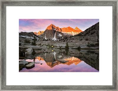 Mountain Air  Framed Print