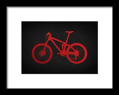 Extreme Sport Framed Prints