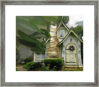 Mountain Cottage 6 Framed Print by Phil Ward