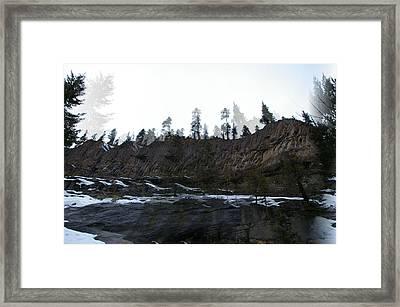 Mountain Dreaming  Framed Print