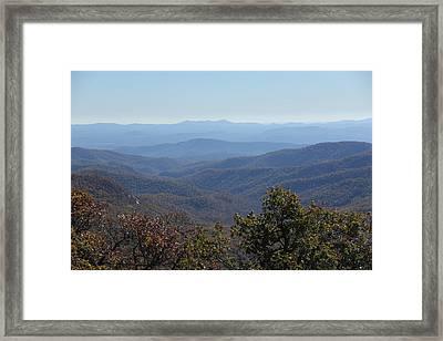 Mountain Landscape 4 Framed Print