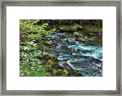 Mountain Music Framed Print