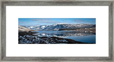 Mountain Tranquillity  Framed Print