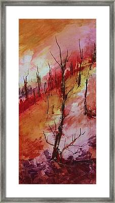 Mountainside #3 Framed Print