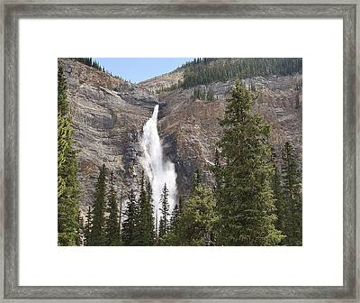 Framed Print featuring the photograph Mountian Water by Al Fritz